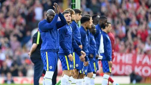 EPL: Ten-men Chelsea take a draw with Liverpool in season's 1st heavyweight clash