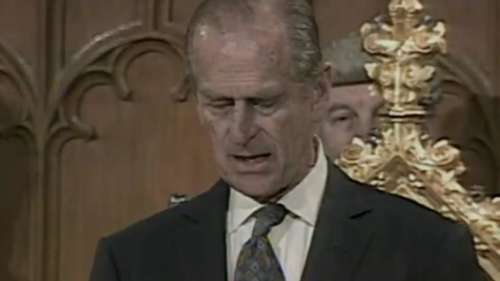 Prince Philip's will to stay secret for 90 years, British court rules