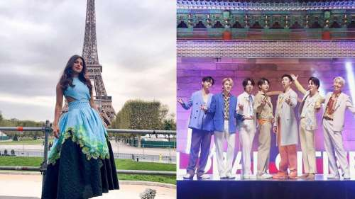 Global Citizen: BTS kick off event with 'Permission to Dance', event hosted by Priyanka Chopra