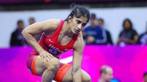 WFI suspends wrestler Vinesh Phogat over indiscipline after Olympics