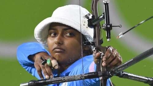 Tokyo Olympics 2020: महिला रैंकिंग राउंड में दीपिका कुमारी का मिलाजुला प्रदर्शन, नौवें स्थान पर रहीं