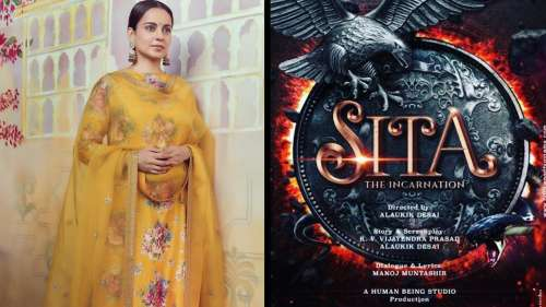 It's confirmed! Kangana Ranaut to play Sita in period drama 'Sita: The Incarnation'