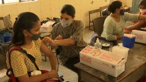 India reports 43,654 fresh covid-19 cases, 640 deaths in last 24 hrs