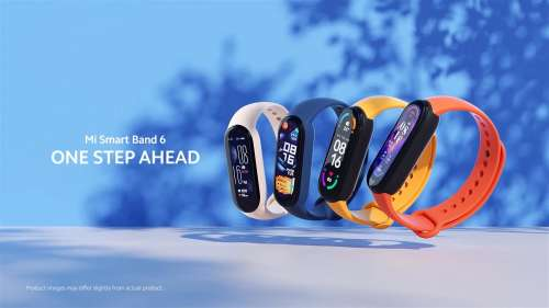 Mi Smart Band 6 fitness tracker goes on sale in India: check price, features
