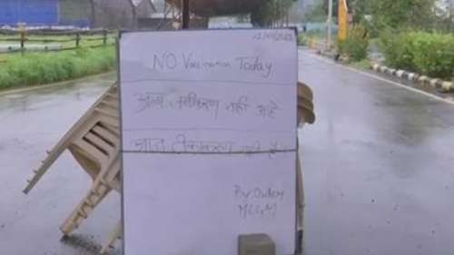 Covid vaccine crisis: No jabs in Mumbai's govt hospitals, Delhi flags crisis