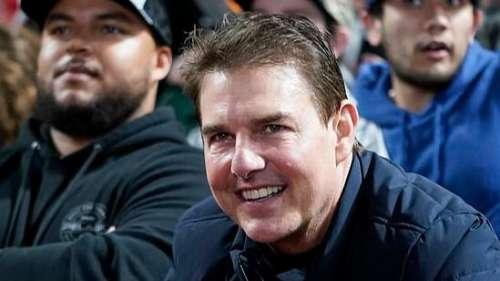 Tom Cruise or doppelganger?