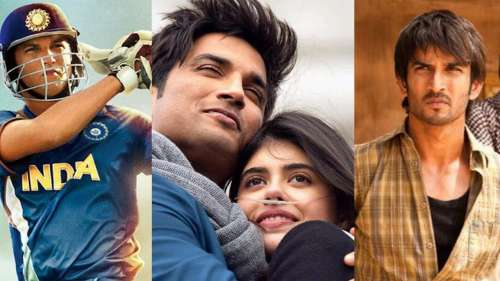 Sushant Singh Rajput death anniversary: Must watch films of the actor