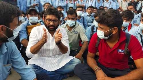 Jignesh Mevani: face of Dalit movement in Gujarat