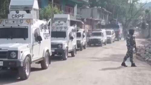 NIA raids in J&K: आतंकी हिदायतुल्लाह मलिक से जुड़े 14 ठिकानों पर छापेमारी, जुटाए जा रहे हैं साजिश के सबूत