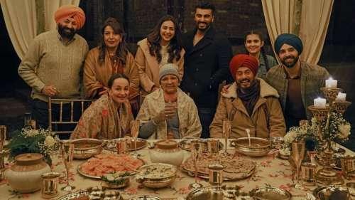 'Sardar Ka Grandson' trailer: Arjun Kapoor strives to fulfill his grandmother's last wish