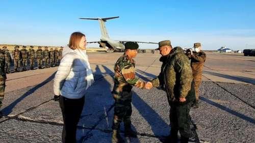 Peace Mission 2021: सीमा पर जारी तनाव के बीच एक साथ युद्धाभ्यास करेंगी भारत-चीन की सेनाएं