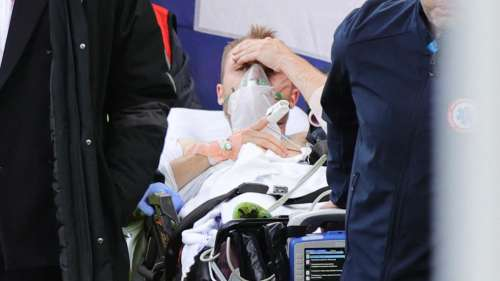 Euro 2020: Eriksen stable after collapse as doctors perform a miracle