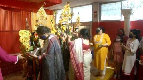 Bijoya Dashami celebrations muted this year amid Covid-19