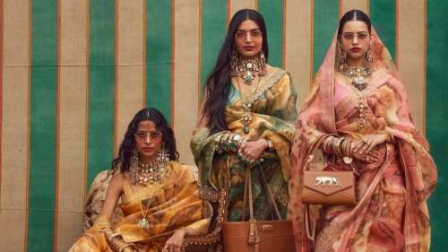 Summer sarees to look chic during the hotter months