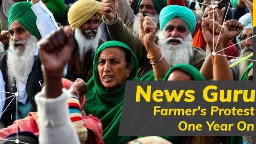 On News Guru| Farmer's Protests: One year on