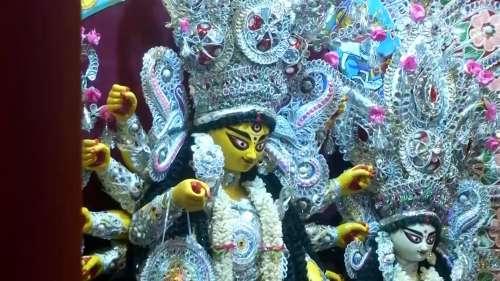Durga Puja 2021 :এবছর বিশবাঁও জলে বিজেপির দুর্গাপুজো, গেরুয়া শিবিরকে পাল্টা কটাক্ষ তৃণমূলের