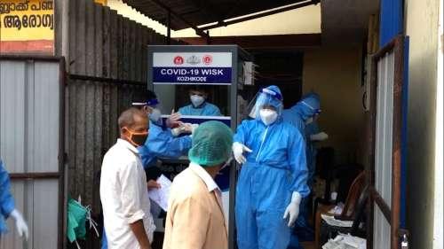 Coronavirus Cases in India: अभी नहीं टला कोविड संकट, 6 दिन से रोज़ आ रहे हैं 40,000 से ज्यादा केस