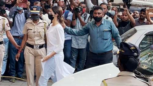 Ananya Panday appears before NCB, her phone and laptop seized