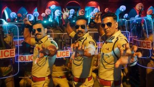 'Sooryavanshi' song 'Aila Re Aillaa': Akshay Kumar, Ajay Devgn, Ranveer Singh unite