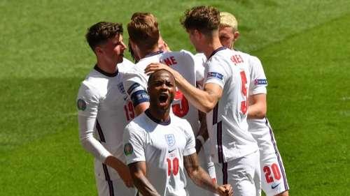 Euro 2020: Sterling's lone strike helps England beat Croatia