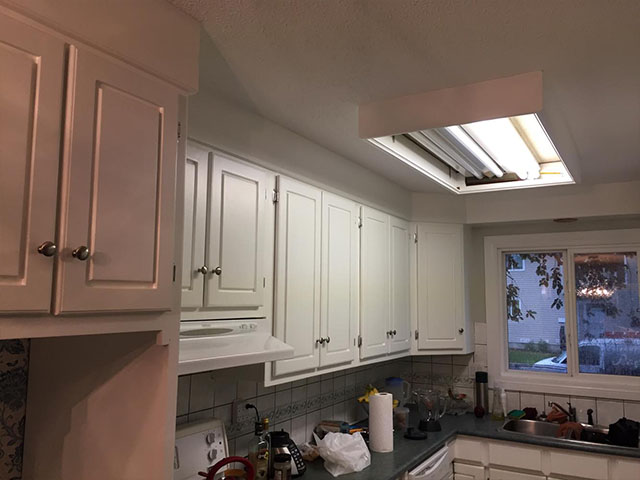 Kitchen Cabinet Painters Edmonton Ab Spray Painting