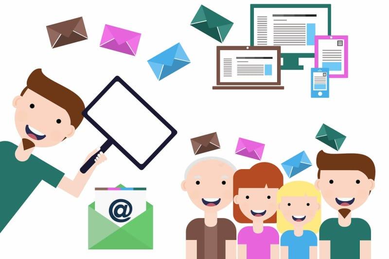 email маркетинг автоматизация электронной почты сервис email-рассылки сегментация списка рассылки email рассылка
