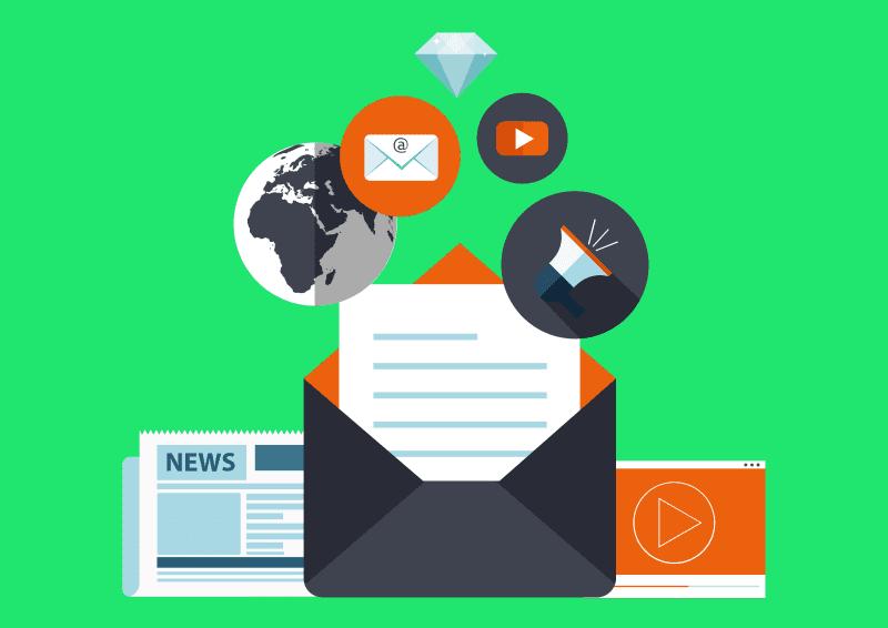 email-маркетинг автоматизация электронной почты сервис email-рассылки сегментация списка рассылки email рассылка