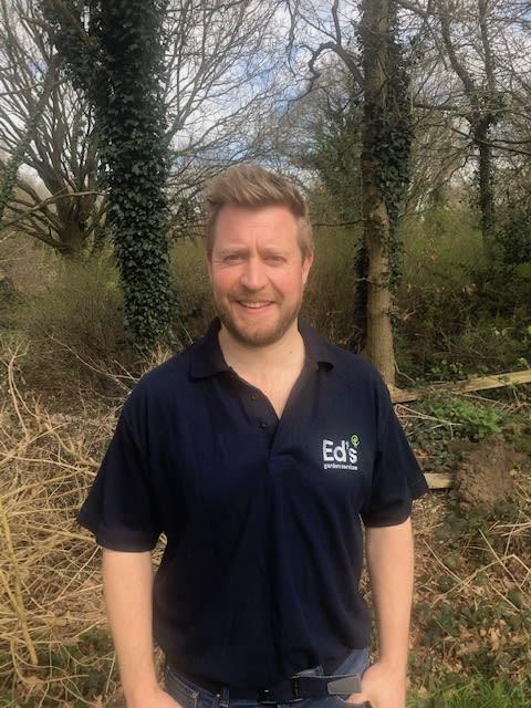 Garden Business Owner Oxshott - Chris Webb
