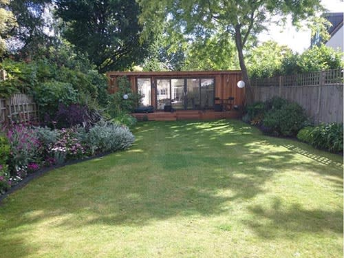 Garden Tidy Up in South East London