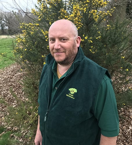 Dave Laing Lawn Mowing Expert Andover