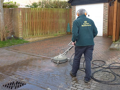 Jest Washing Services in Rustington from Ed's Garden Maintenance