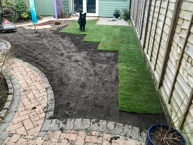good quality turf for lawn mowing