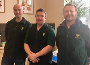 Ed's Garden Maintenance welcomes their new Gardener Operators