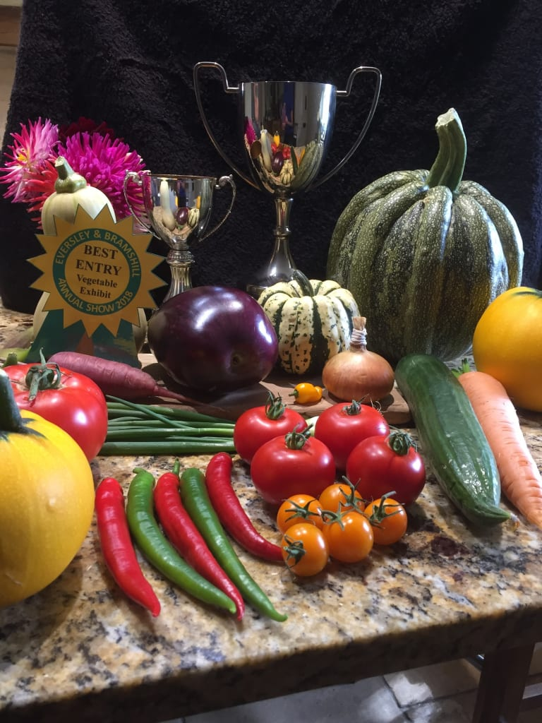Village Competition Produce