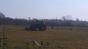 Using a Tractor to Mow the Grass by Paul Brunton from Ed's Garden Maintenance