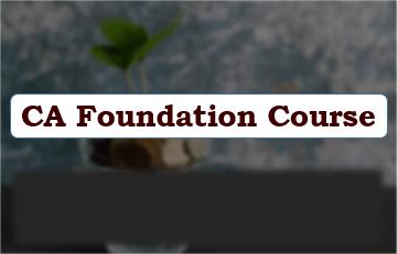 MCQs Course for CA Foundation Economics & BCK