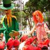 Carnaval é oportunidade para as crianças ocuparem o território