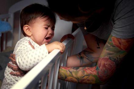 Filhos difíceis para dormir? Como lidar de um jeito simples