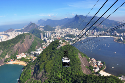 Alunos Cariocas aprendem sobre o Rio em visitas ao Pão de Açúcar