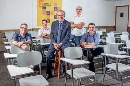Chaim Zaher estreia no Rio com novidades na educação privada
