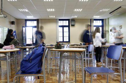 Matrículas devem ser confirmadas até sexta-feira nas escolas estaduais de Florianópolis