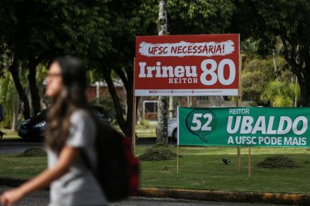 Ubaldo Balthazar vence eleição para reitoria da UFSC