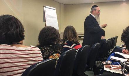 Rabino David Weitman no Renascença
