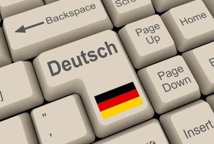 Curso gratuito de alemão tem inscrições até 27 de setembro
