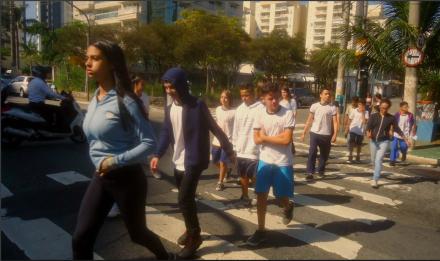 Escola integra território ao currículo e expande educação para a cidade