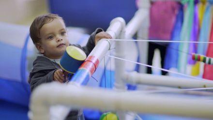 Série de vídeos falam da importância do direito de brincar