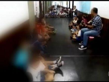 Ensinar e aprender no Rio: atividades de alto risco