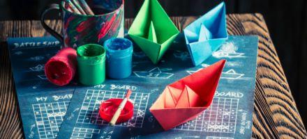 Aula de matemática se transforma em jogo de batalha naval