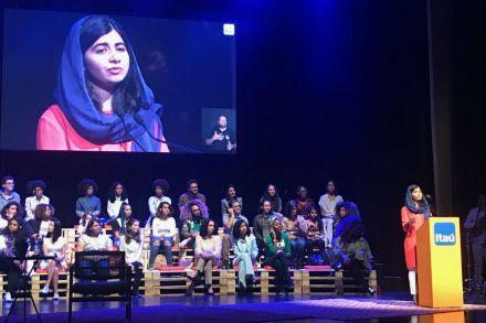 O plano de Malala Yousafzai para educar todas as meninas do mundo