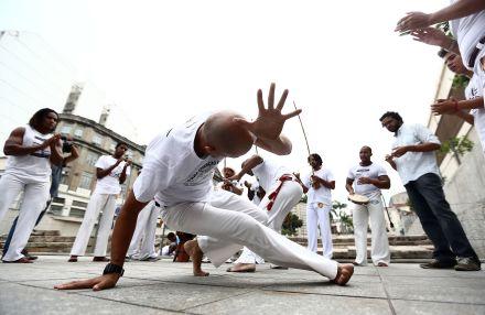 Capoeira contribui para a aprendizagem escolar?